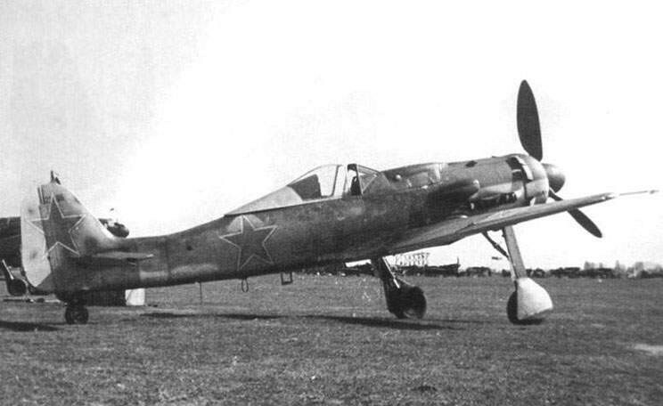 Фокке-Вульф Fw-190D-9